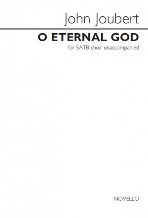 John Joubert: O Eternal God Product Image