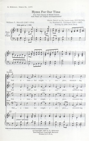 Schirmer (publisher) (page 328 of 537) | Presto Sheet Music