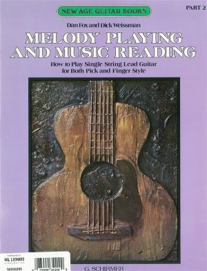 Melody Playing And Music Reading - Book 2