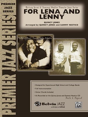 Quincy Jones: For Lena and Lenny