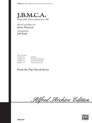 James Pierpont: J.B.M.C.A. (Jingle Bells, Merry Christmas to All) TBB