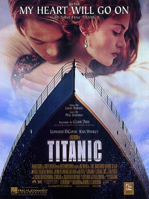 James Horner_Will Jennings: My Heart Will Go On Love Theme From Titanic
