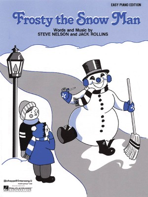 Frosty the Snow Man (easy piano)