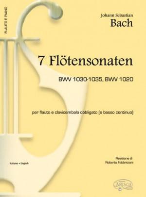 Johann Sebastian Bach: 7 Flötensonaten Bwv 1030-1035, Bwv 1020