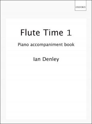 Denley: Flute Time 1 Piano Accompaniment book