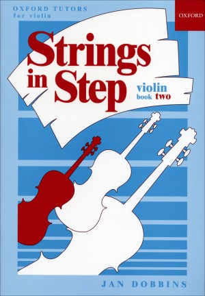 Dobbins: Strings in Step Violin Book 2