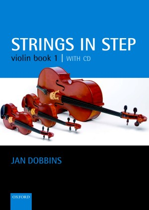 Dobbins: Strings in Step Violin Book 1 (Book and CD)
