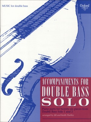 Hartley: Accompaniments for Double Bass Solo
