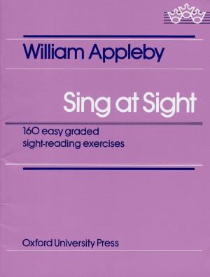 Appleby: Sing At Sight