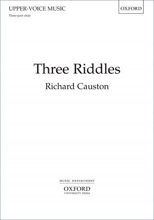 Causton: Three Riddles