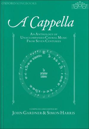 Gardner: A cappella