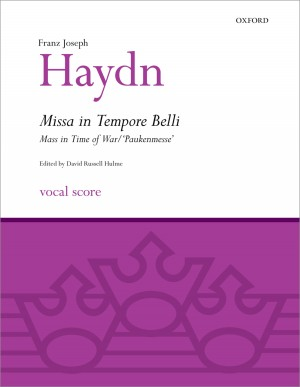 Haydn: Missa in Tempore Belli (Mass in Time of War/Paukenmesse)