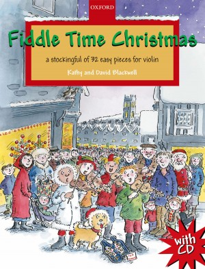 Fiddle Time Christmas + CD Product Image
