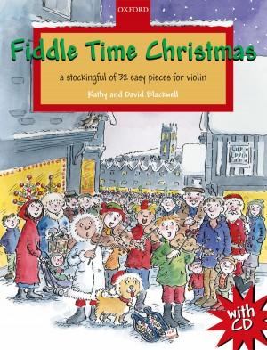 Fiddle Time Christmas + CD