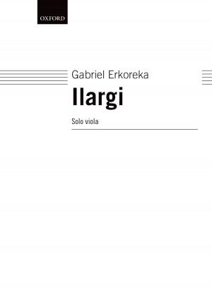 Erkoreka G: Ilargi