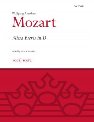 Mozart: Missa Brevis in D K.194