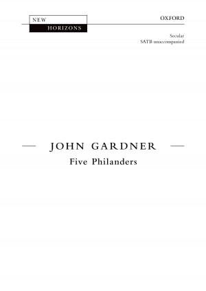 John Gardner: Five Philanders
