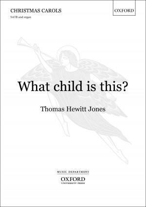 Hewitt Jones: What child is this?