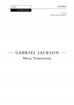 Jackson, Gabriel: Missa Triueriensis