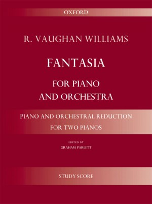 Vaughan Williams: Fantasia for piano and orchestra