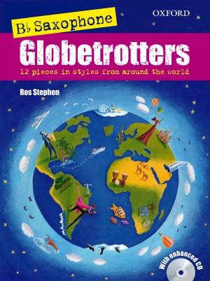Stephen: Saxophone Globetrotters, B flat edition + CD