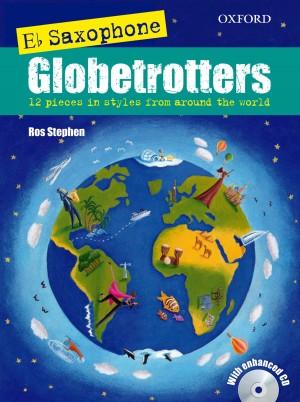 Stephen: Saxophone Globetrotters, E flat edition + CD