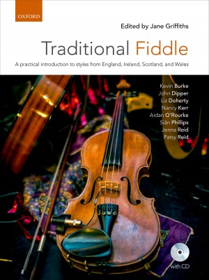 Griffiths: Traditional Fiddle + CD