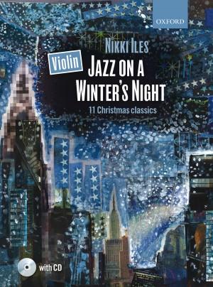 Iles: Violin Jazz on a Winter's Night + CD