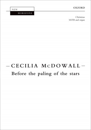 McDowall: Before the paling of the stars