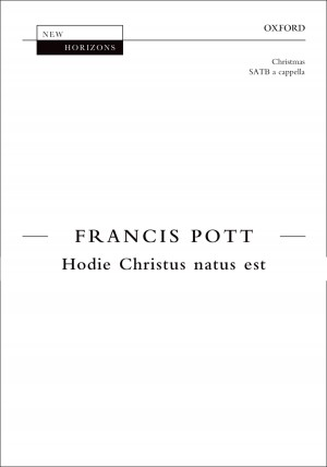 Pott: Hodie Christus natus est