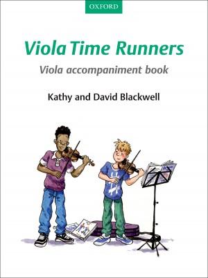 Blackwell: Viola Time Runners Viola Accompaniment Book