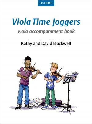 Blackwell: Viola Time Joggers Viola Accompaniment Book