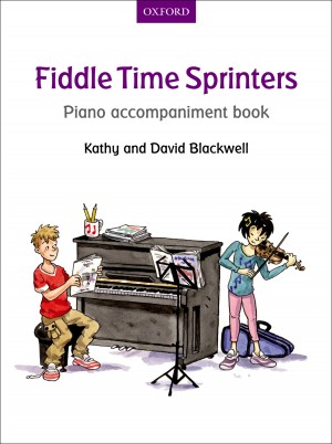 Blackwell: Fiddle Time Sprinters Piano Accompaniment Book