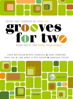 Iles: Grooves for Two + CD