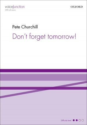 Churchill: Don't forget tomorrow