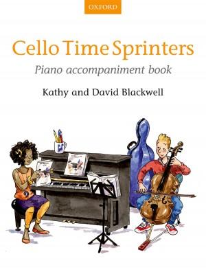 Blackwell: Cello Time Sprinters Piano Accompaniment Book