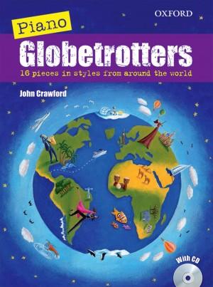 Crawford: Piano Globetrotters + CD