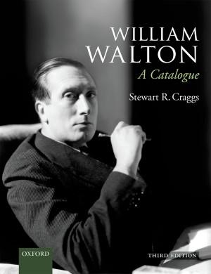 Craggs: William Walton: A Catalogue