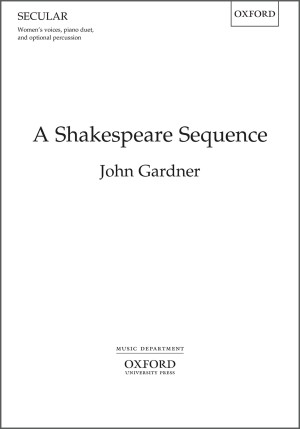 Gardner: A Shakespeare Sequence