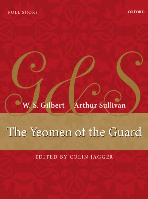 Sullivan: The Yeomen of the Guard (Full Score)