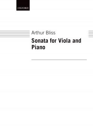 Bliss: Sonata for Viola and Piano