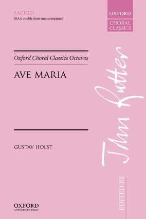Holst: Ave Maria