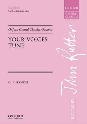 Handel: Your voices tune