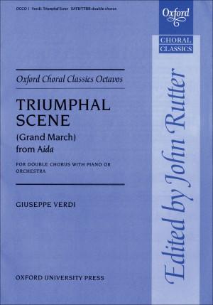 Verdi: Triumphal Scene (Grand March) from Aida