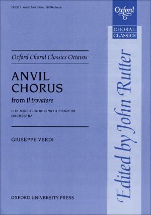Verdi: Anvil Chorus from  Il trovatore