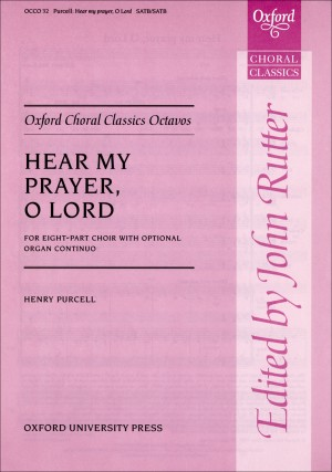 Purcell: Hear my prayer
