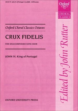 John IV of Portugal: Crux fidelis