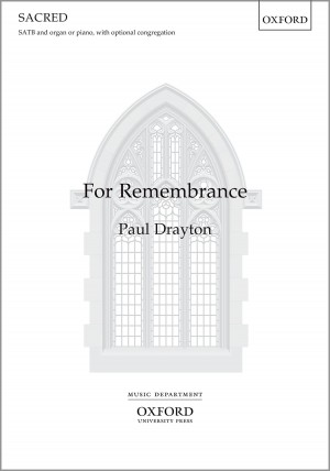 Drayton: For Remembrance