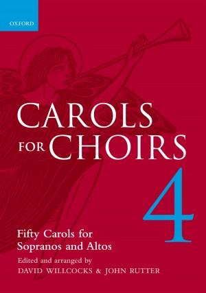 Carols for Choirs 4