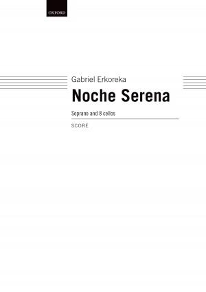 Erkoreka G: Noche Serena Sop+8 Vc Score